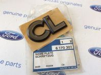 Ford Escort MK4/Transit MK3 New Genuine Ford badge